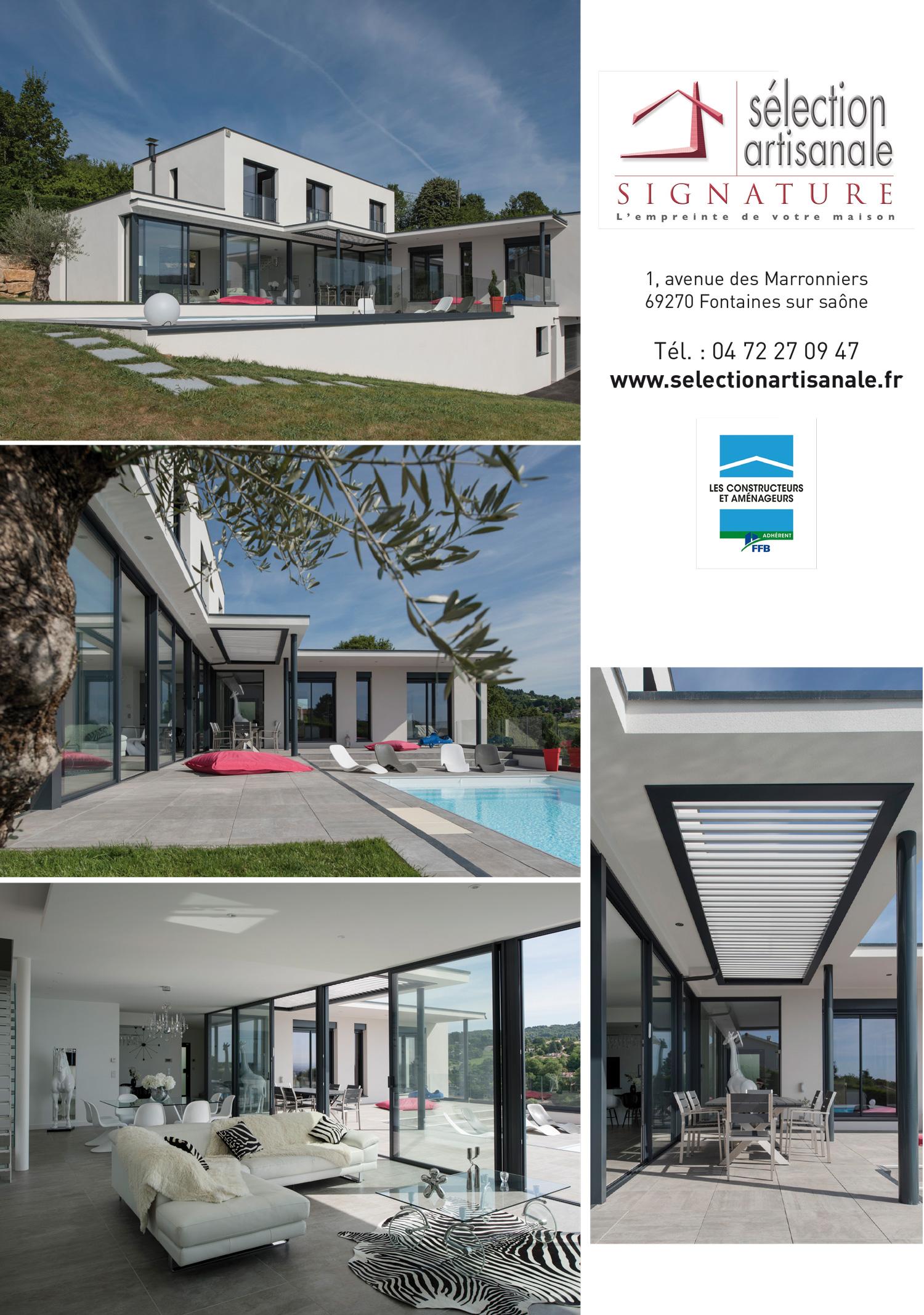 Constructeur maison individuelle ouest lyonnais maison for Artisan constructeur maison individuelle