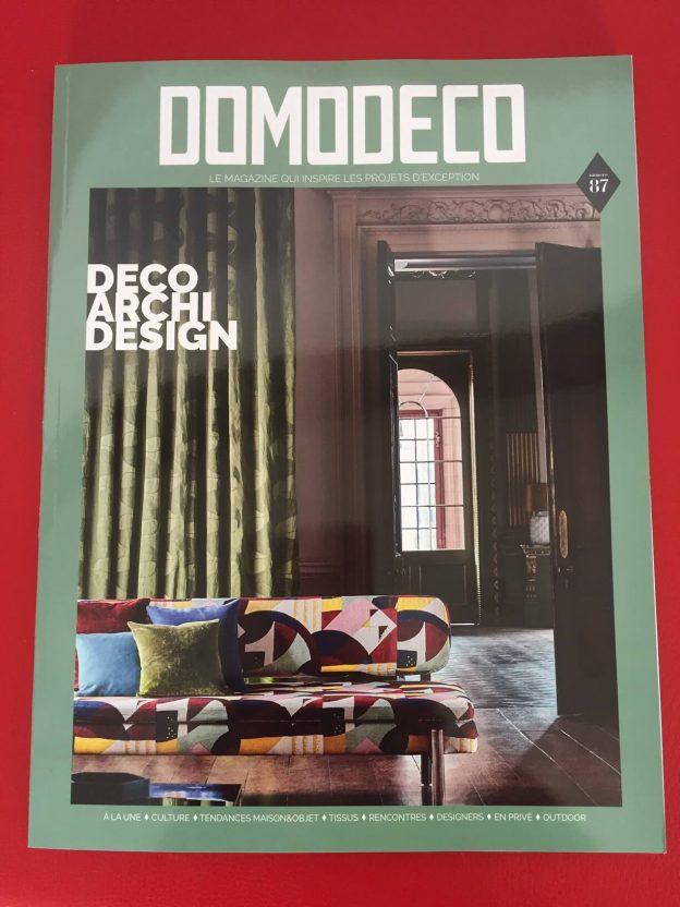 Magazine Domodeco - Mars 2019 - Couverture